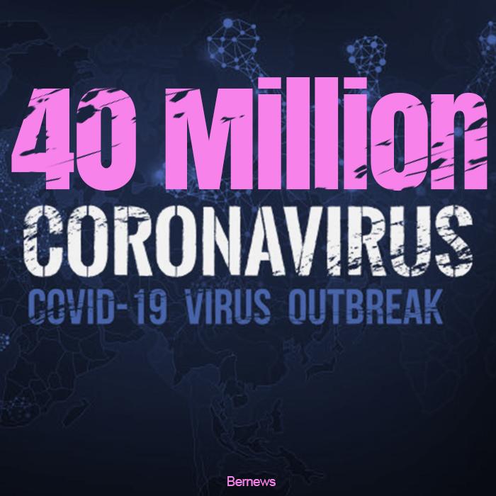 40 million coronavirus covid-19 outbreak IG