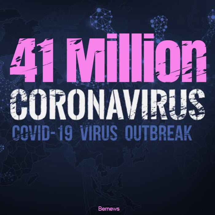 41 million coronavirus covid-19 outbreak IG
