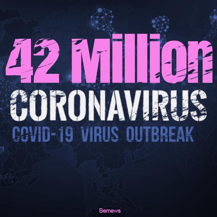 42 million coronavirus covid-19 outbreak IG