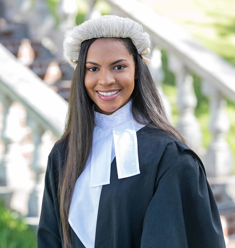 Aleisha Hollis called to Bermuda Bar lawyer