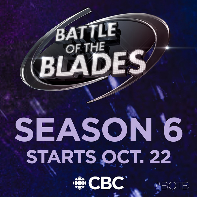 Battle of the Blades Bermuda Oct 18 2020