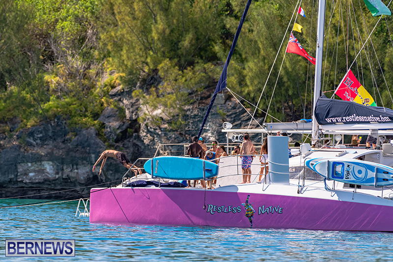 Bermuda Catamaran & Yacht Week Oct 2020 (1)