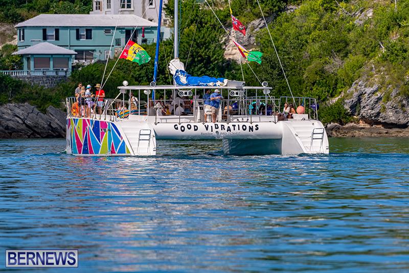 Bermuda Catamaran & Yacht Week Oct 2020 (17)