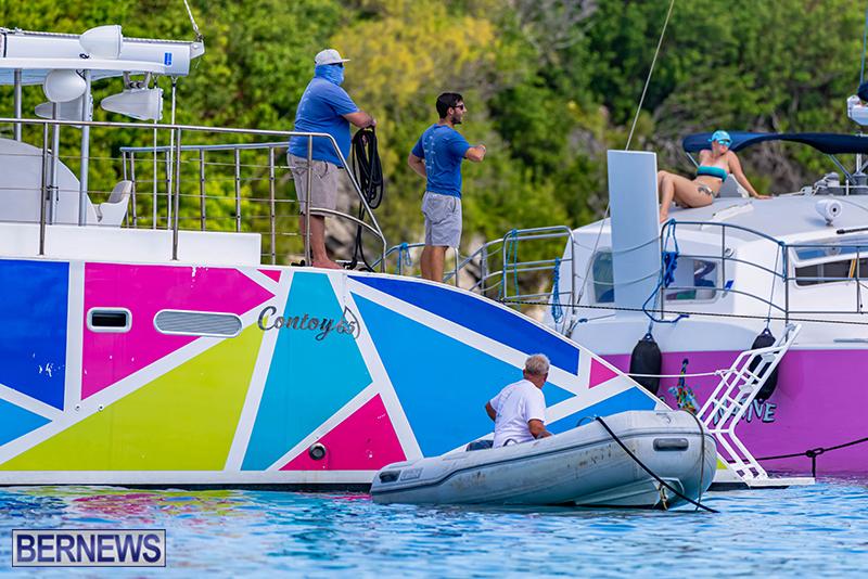 Bermuda Catamaran & Yacht Week Oct 2020 (30)