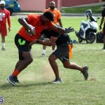 Bermuda Flag Football League Oct 11 2020 19