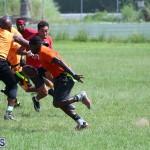 Bermuda Flag Football League Oct 4 2020 14