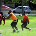 Bermuda Flag Football League Oct 4 2020 17