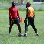 Bermuda Flag Football League Oct 4 2020 9