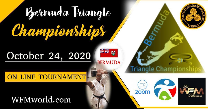 Bermuda Triangle Championships October 2020