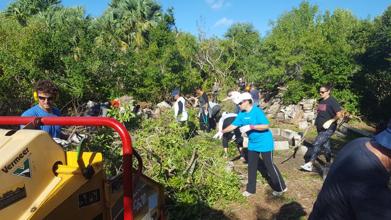Corporate Day of Giving Bermuda October 2020 (1)
