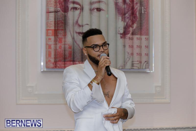 DaKhari Love debut album Renaissance party Bermuda Oct 2020 (1)