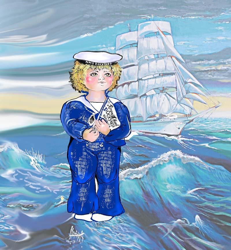 Dear God, Save The Children Book Bermuda Oct 2020 2