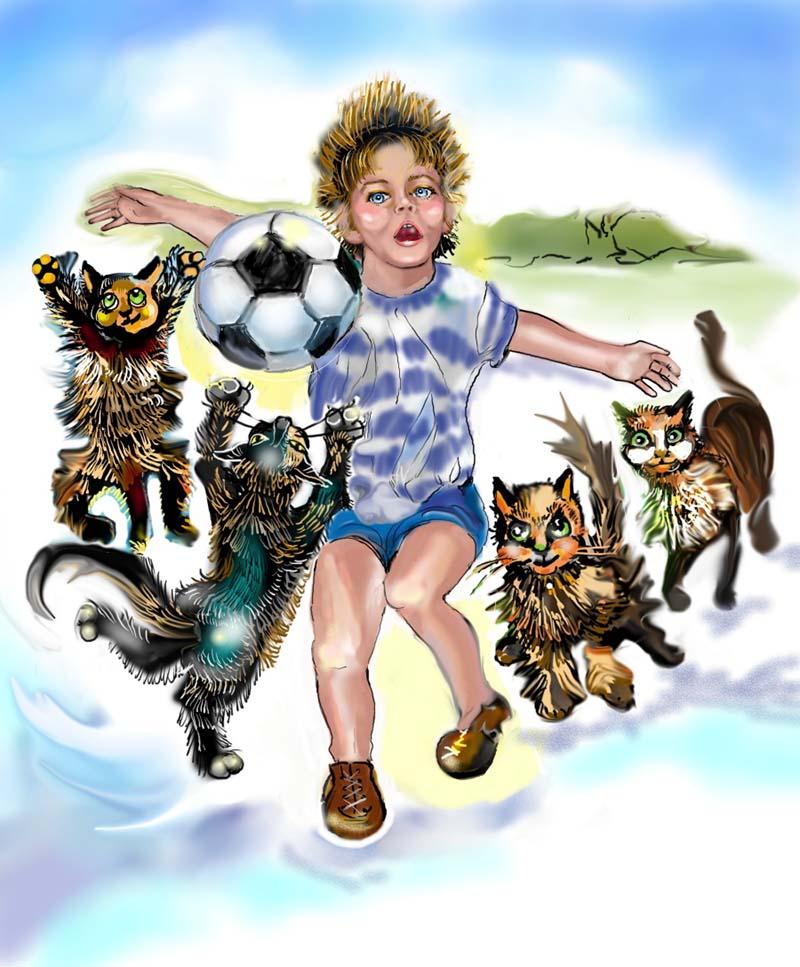 Dear God, Save The Children Book Bermuda Oct 2020 4