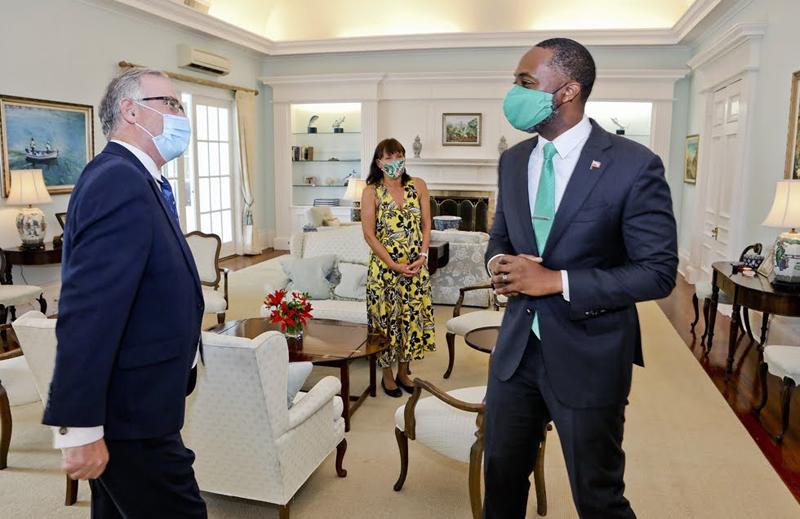 Government House Visit Bermuda Oct 2020 (3)