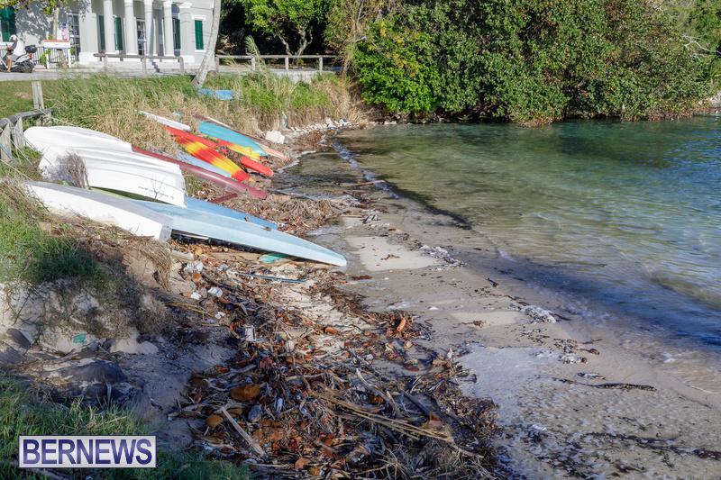 KBB Coastal Cleanup Bermuda Oct 2020 1