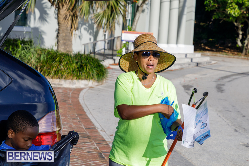 KBB Coastal Cleanup Bermuda Oct 2020 10