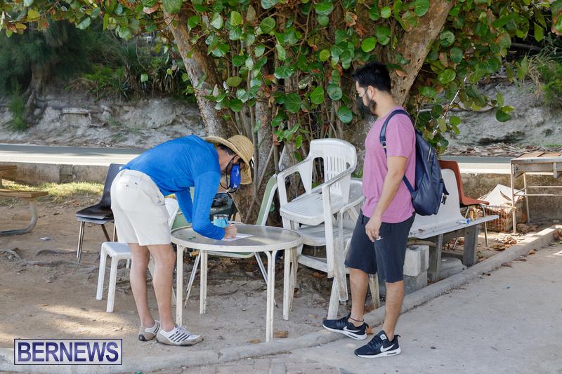 KBB Coastal Cleanup Bermuda Oct 2020 12