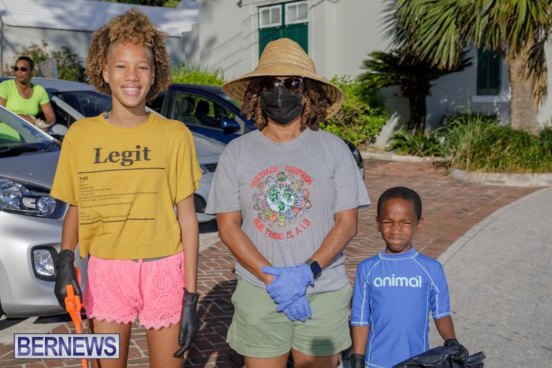 KBB Coastal Cleanup Bermuda Oct 2020 13