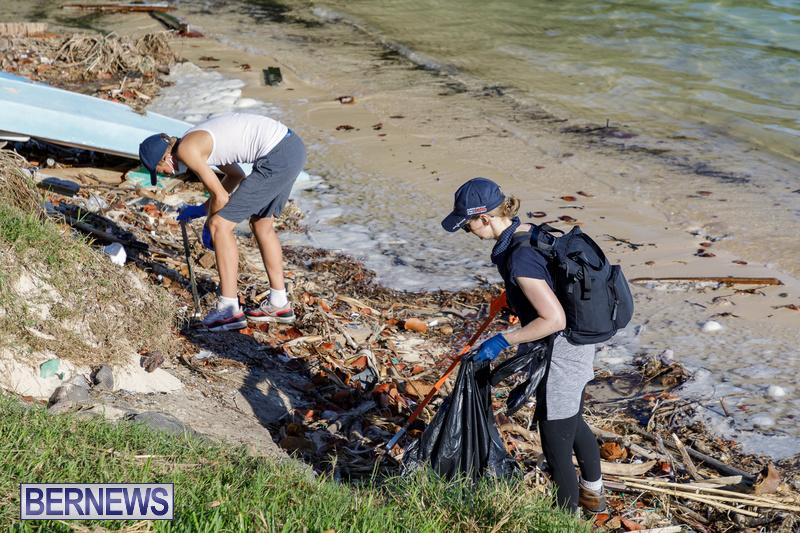 KBB Coastal Cleanup Bermuda Oct 2020 17