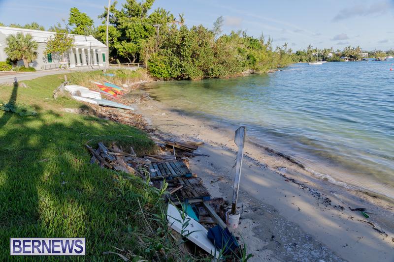 KBB Coastal Cleanup Bermuda Oct 2020 2