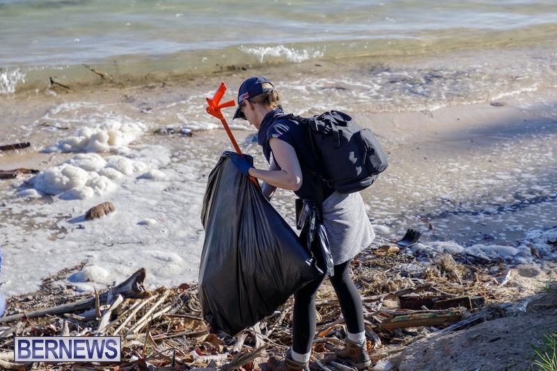 KBB Coastal Cleanup Bermuda Oct 2020 20