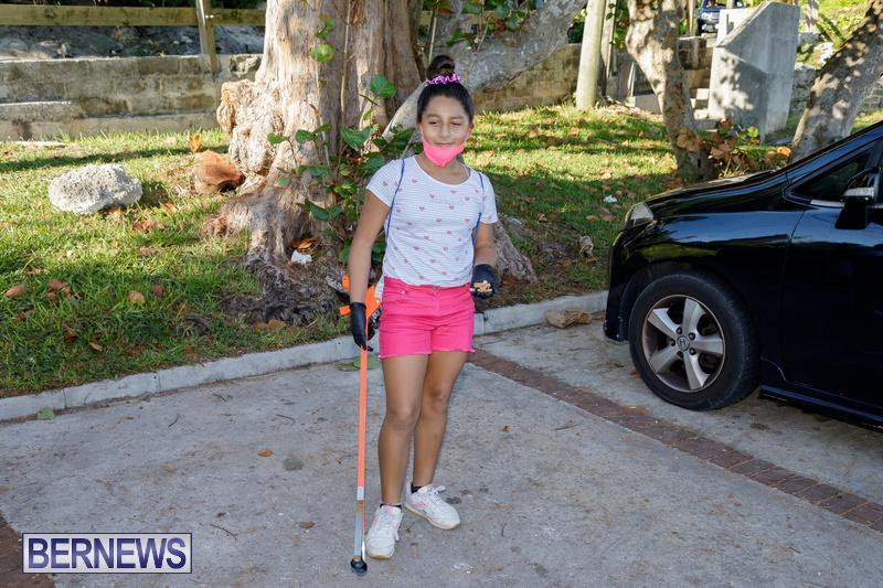 KBB Coastal Cleanup Bermuda Oct 2020 23