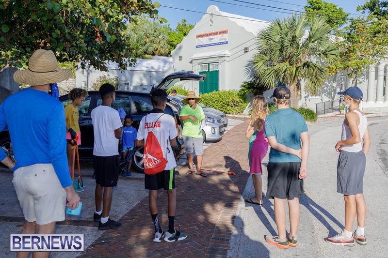 KBB Coastal Cleanup Bermuda Oct 2020 7