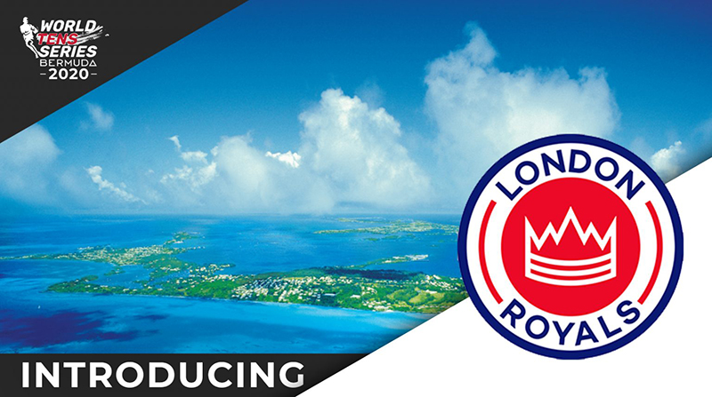 London Royals Bermuda Oct 2020