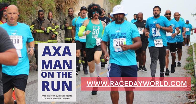 Man On The Run Event Challenge Bermuda Oct 2020