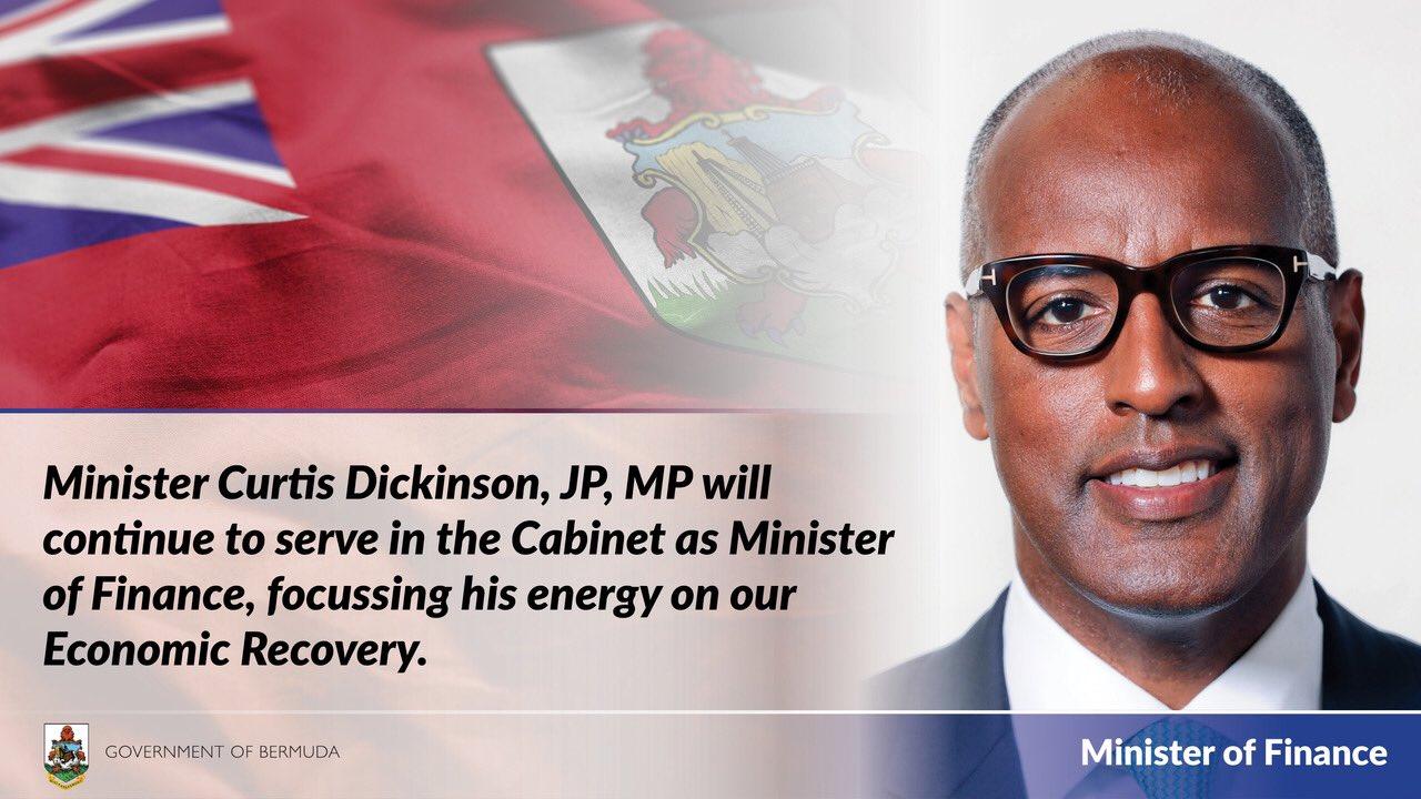 Minister-Curtis-Dickinson-Bermuda-Oct-2020