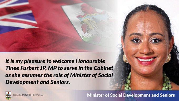 Minister-Tinee-Furbert-Bermuda-Oct-2020
