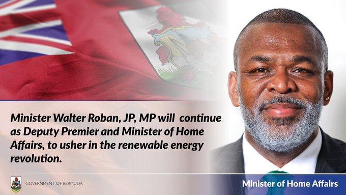Minister-Walter-Roban-Bermuda-Oct-2020