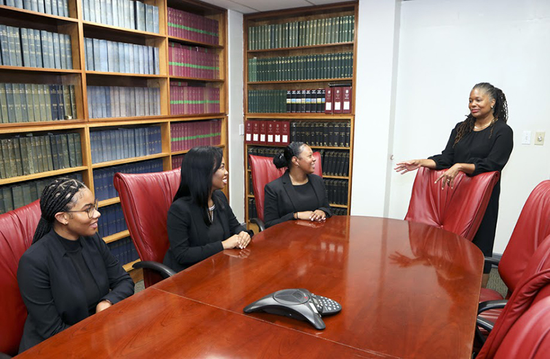 Ministry Of Legal Affairs Pupillage Recipients 2