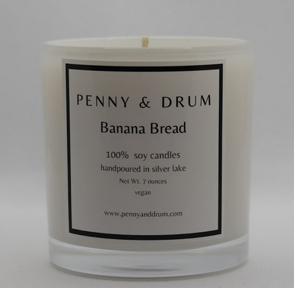 Penny & Drum Banana Bread Bermuda Oct 2020