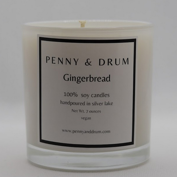 Penny & Drum Gingerbread Bermuda Oct 2020