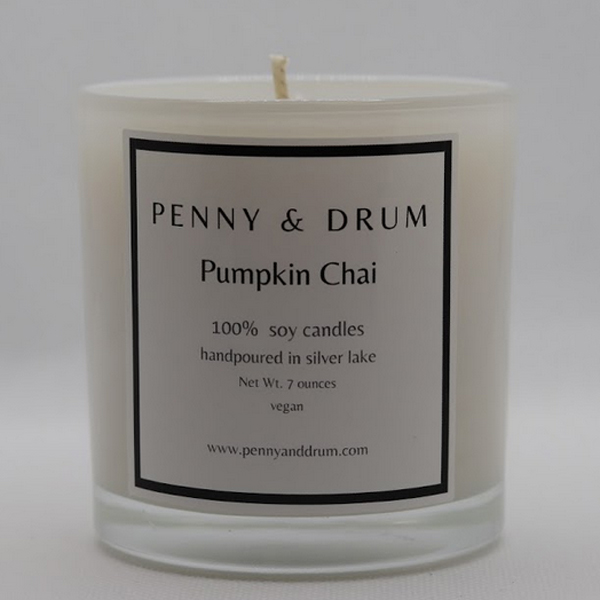Penny & Drum Pumpkin Chai Bermuda Oct 2020