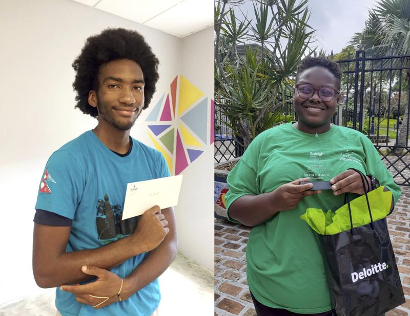 Raleigh Bermuda Venturers Programme Oct 2020 (4)