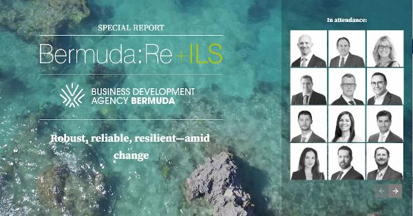 Reinsurance Industry Special Report Bermuda Oct 2020