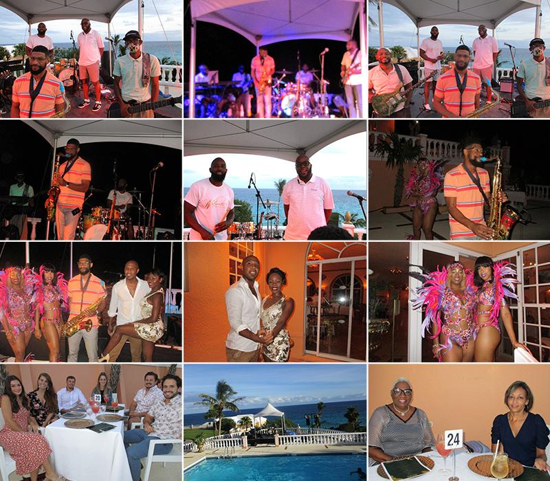 Rhythm & Dine Rum Dinner Bermuda Oct 2020 2