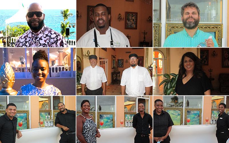 Rhythm & Dine Rum Dinner Bermuda Oct 2020