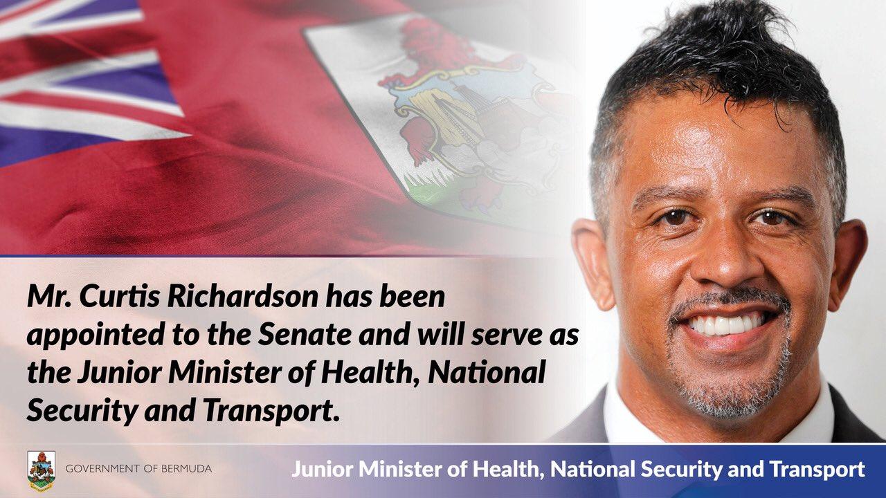 Senator-Curtis-Richardson-Bermuda-Oct-2020