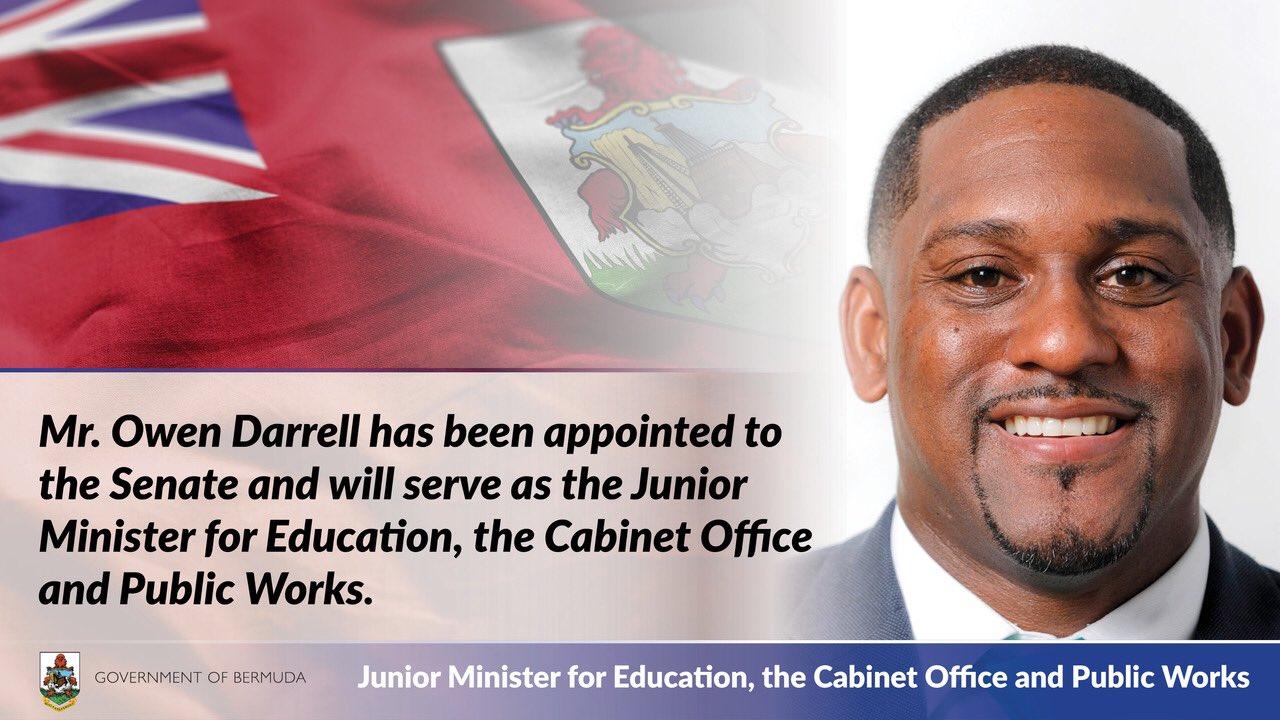 Senator-Owen-Darrell-Bermuda-Oct-2020
