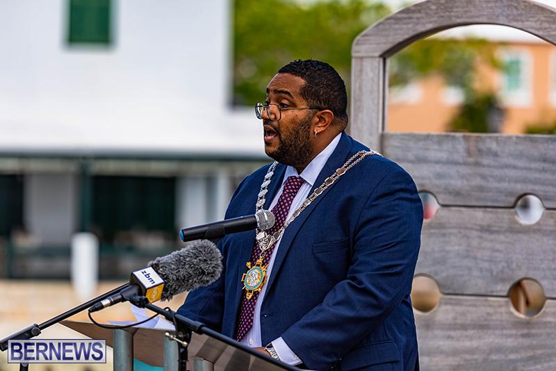 Statue of Sir George Somers Bermuda Oct 21 2020 (10)
