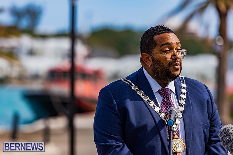 Statue of Sir George Somers Bermuda Oct 21 2020 (11)