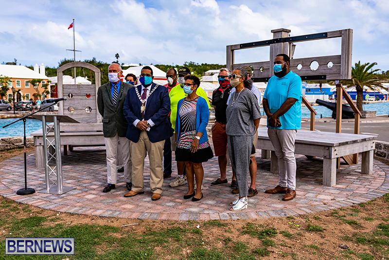 Statue of Sir George Somers Bermuda Oct 21 2020 (13)