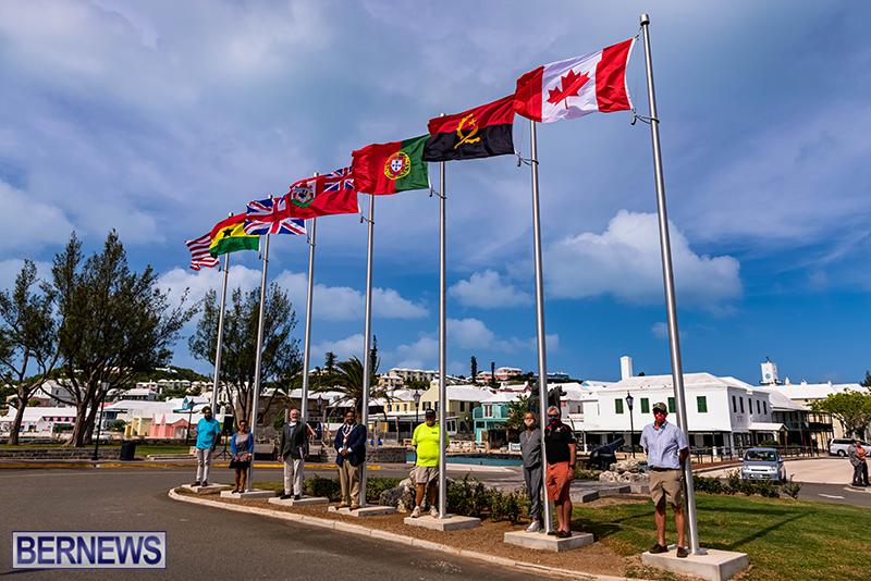 Statue of Sir George Somers Bermuda Oct 21 2020 (15)