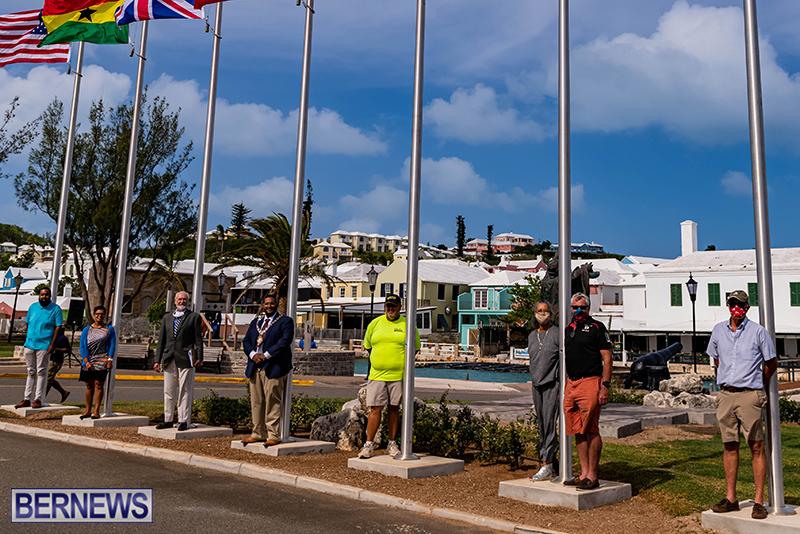 Statue of Sir George Somers Bermuda Oct 21 2020 (16)