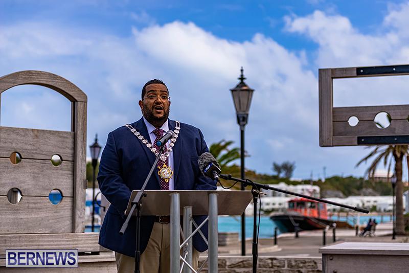 Statue of Sir George Somers Bermuda Oct 21 2020 (8)