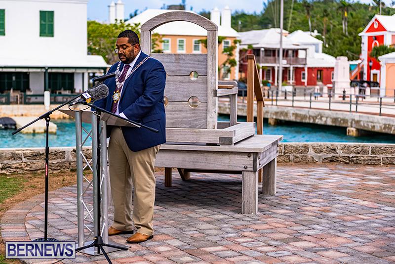 Statue of Sir George Somers Bermuda Oct 21 2020 (9)