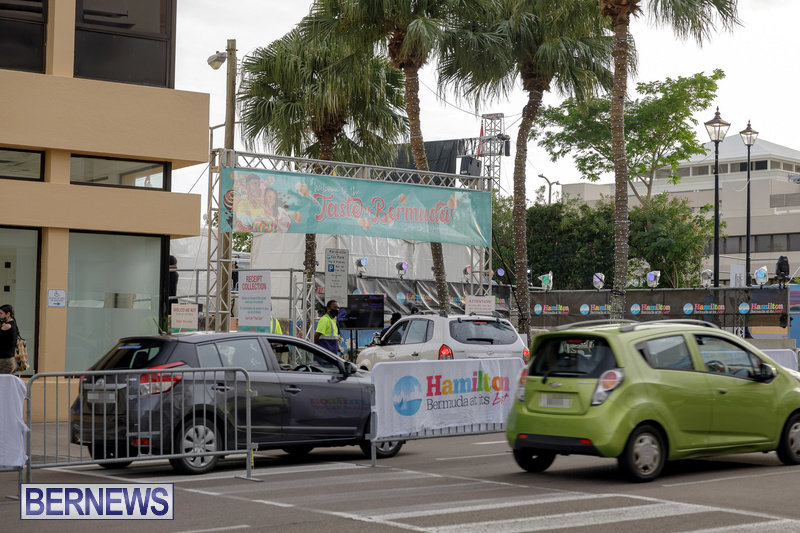 Taste of Bermuda drive through event City October 2020 (19)